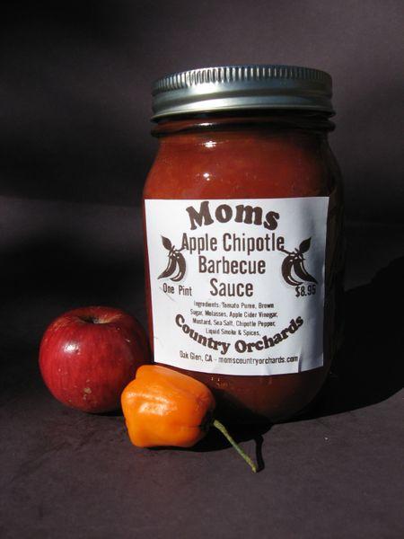 Apple Chipotle BBQ Sauce