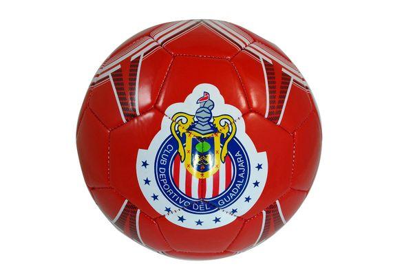 Chivas De Guadalajara Soccer Authentic Official Licensed Soccer Ball Size 5-005