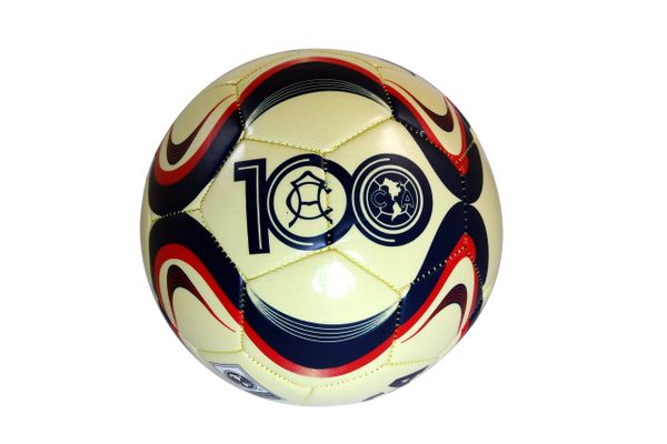 Club America 100 Year Authentic Official Licensed Soccer Ball Size 5-03