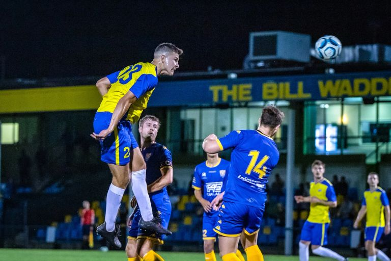 Seniors of Brisbane Strikers FC