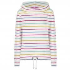 SS20LJ31 - Ladies Roll Neck Sweatshirt Periwinkle Multi