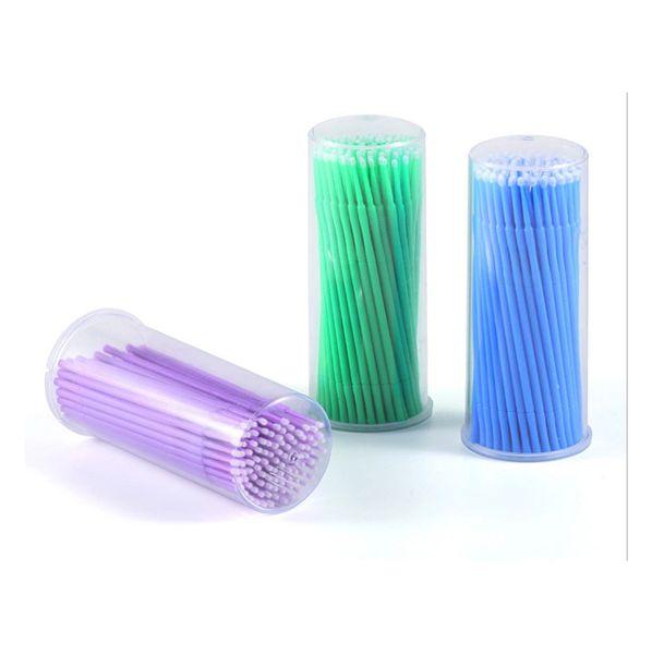 Premium Eyelash Extension Disposable Micro Applicator brush