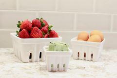 Berry Strainers