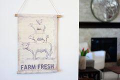 Farm Fresh Scroll