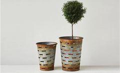 Olive Bucket Set/2