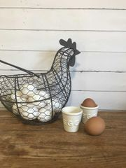 Egg Cups - Set of 4
