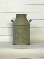 Milk Jug Vase - Farm Fresh