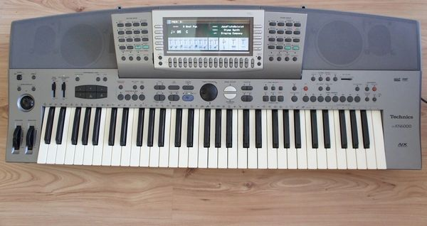 technics kn6000 keyboard persian style
