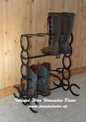 4 & 6 Place Boot Racks