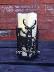 Deer - Candle Holder