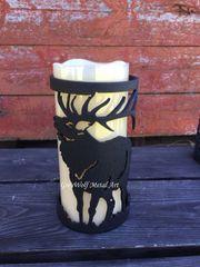 Elk - Candle Holder