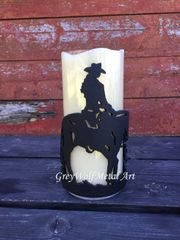 Rider - Candle Holder