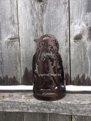 Wolf - Candle Holder