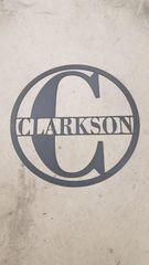 Circle design Monogram