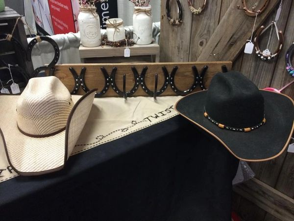 Combintation Hat Rack