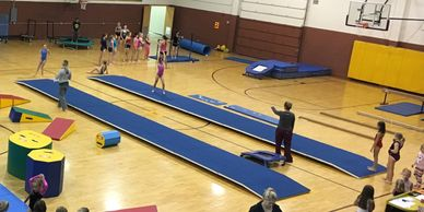 Gymnastics Grafton Parks and Recreation Youth Sports Grafton North Dakota