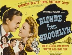 The Blonde from Brooklyn (1945) DVD