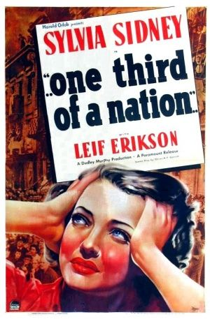 One Third of a Nation (1939) DVD