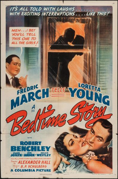 Bedtime Story (1941) DVD