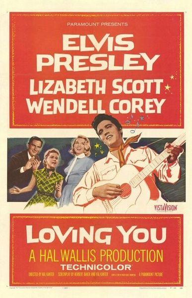 Loving You (DVD) (1957)