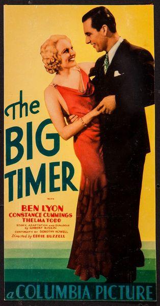 The Big Timer (1932) DVD
