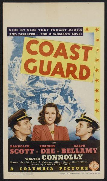 Coast Guard (1939) DVD