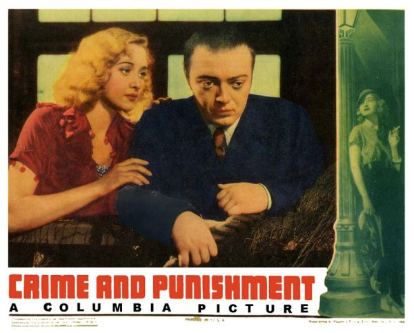 Crime and Punishment (1935) DVD