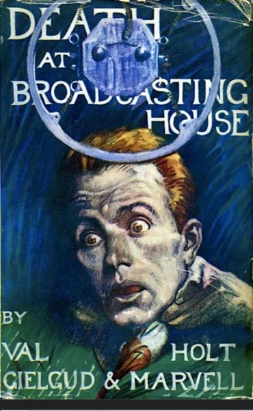 Death at the Broadcast House (1934) DVD
