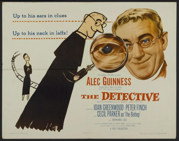 """The Detective (""""Father Brown"""" original title) (1954) DVD"""