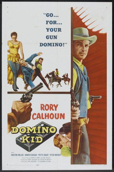 Domino Kid (1957) DVD