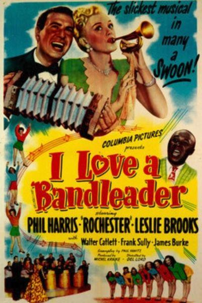I Love a Bandleader (1945) DVD