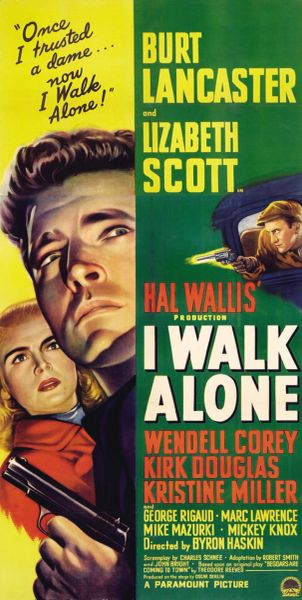 I Walk Alone (1947) DVD