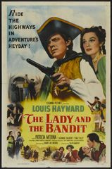 Lady and the Bandit (1951) DVD
