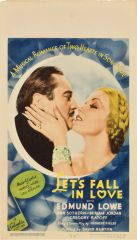 Let's Fall in Love (1934) DVD