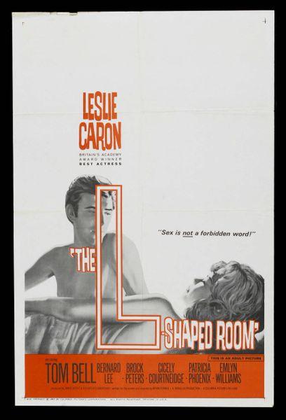 L-Shaped Room (1962) DVD