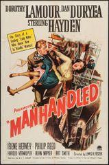 Manhandled (1949) DVD