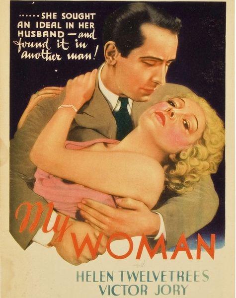 My Woman (1933) DVD