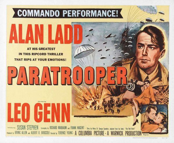 Paratrooper (1953) DVD