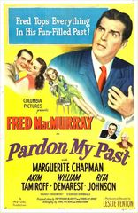 Pardon My Past (1945) DVD