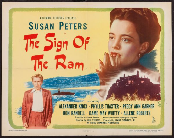 Sign of the Ram (1948) DVD