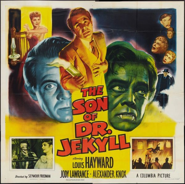 Son of Dr. Jekyll (1951) DVD
