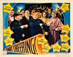 Start Cheering (1938) DVD