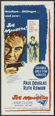 Joe Macbeth (1955) DVD