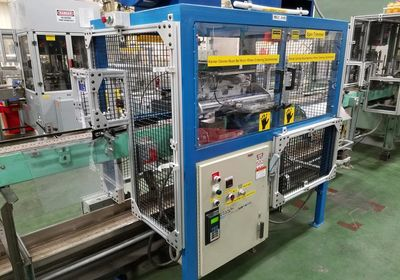 Machine Safety Guarding System