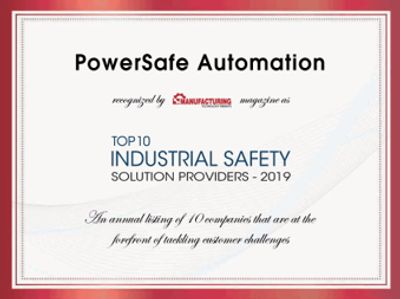 Top 10 industrial safety solutions providers helping to make a safer work environment for employees.