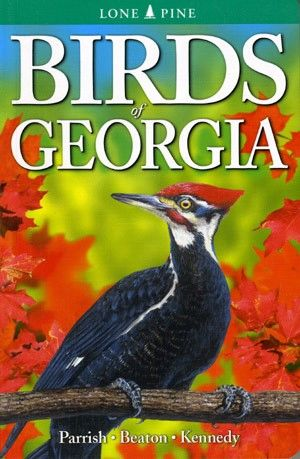 Book - Birds of Georgia by Parrish, Beaton and Kennedy