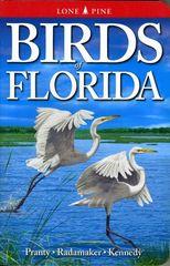 Book - Birds of Florida by Pranty, Radamaker and Kennedy