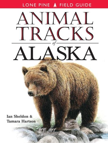 Book - Animal Tracks of Alaska by Ian Sheldon & Tamara Hartson