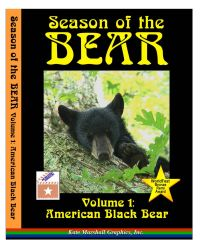 A DVD - Season of the Bear, Vol. 1: American Black Bear