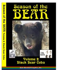 A DVD - Season of the Bear, Vol. 2: Black Bear Cubs